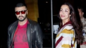 Arjun Kapoor and Malaika Arora leave together for Australia. See pics