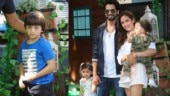 Shahid Kapoor throws birthday bash for daughter Misha. AbRam Khan makes a starry entry