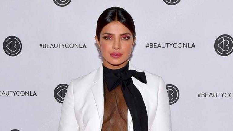 Priyanka Chopra in LA Photo: Instagram/ Priyanka Central