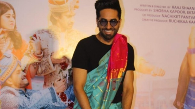 Ayushmann Khurrana. Photo: Yogen Shah