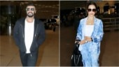 Post LFW 2019, lovebirds Arjun Kapoor and Malaika Arora jet off on romantic vacation. See pics