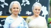 Fashionistas Waheeda Rehman and Asha Parekh stun in sarees on Superstar Singer set. Seen yet?