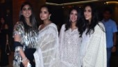 Isha Ambani, Shloka Mehta and Radhika Merchant steal the show at Abu Jani Sandeep Khosla 33 years bash