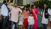 Ganesh Chaturthi 2019: Shilpa Shetty bids adieu to Ganpati Bappa, dances with Raj Kundra at visarjan