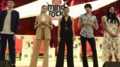 Five supermodels at India Today Mind Rocks 2019.