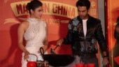 Made In China: Rajkummar Rao and Mouni Roy cook up a storm at trailer launch. See pics