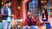Hrithik Roshan sits on Iron Throne, Vaani Kapoor dances to Ghungroo on The Kapil Sharma Show