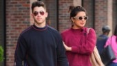 Priyanka Chopra is effortlessly chic in sweater and denims on a stroll in NYC with hubby Nick Jonas
