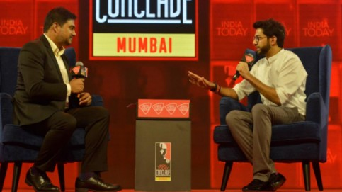 India Today Conclave 2019: Aditya Thackeray on chasing his dream