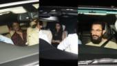 Ranbir Kapoor birthday bash: Shah Rukh Khan, Aamir Khan, Deepika Padukone arrive in style