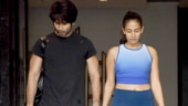 Mira Rajput flaunts washboard abs in crop top and yoga pants at gym with Shahid Kapoor
