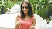 Shraddha Kapoor flaunts toned midriff in tank top and pants on outing. See pics
