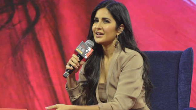 Katrina Kaif at India Today Conclave Mumbai 2019 day 2