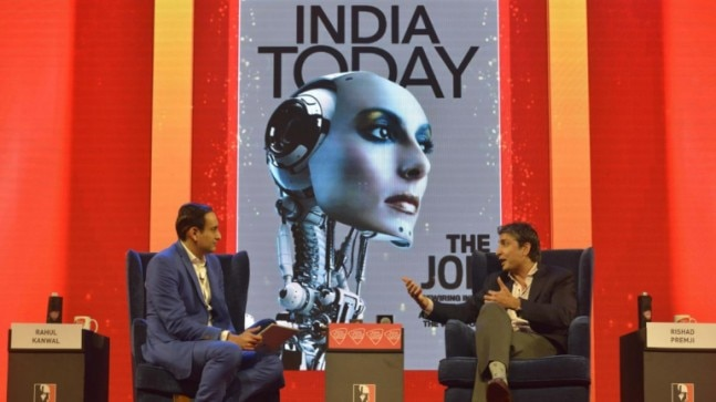 India today conclave Mumbai 2019, rishad premji, wipro chairman, jobs, ai, automation, artificial intelligence, startups, products, jobs, teachers, workforce, rahul kanwal, premji, technology, skills, learnability, reskilling,