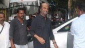 Rajinikanth jets off to Bandra for Darbar shooting. See stylish pics