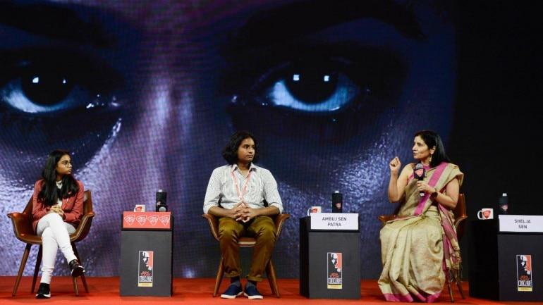 India Today Conclave Mumbai 2019, teenage depression, mental health, self harm, panel discussion, short film, stop eating, self cutting, Ambuj, Arshya, Shelja, psychologist,
