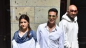 Akshay Kumar shoots for Teri Mitti singer B Praak's music video with Nupur Sanon. See pics