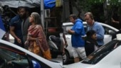 Dimple Kapadia and Christopher Nolan spotted on Tenet set in Mumbai. See pics