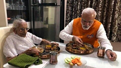From 2014 to 2019, Narendra Modi's birthdays in photos