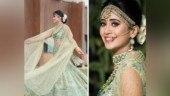 Shivangi Joshi looks breathtaking in her bridal look. See pics
