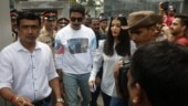 Maharashtra Elections 2019: Aishwarya and Abhishek Bachchan cast their vote with Jaya