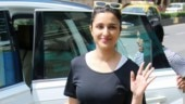 Parineeti Chopra in top and mini shorts keeps comfort first on day out. We are taking notes