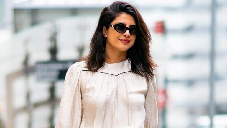 Priyanka Chopra in NYC