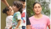 Kareena Kapoor accompanies Taimur Ali Khan on a play date with Inaaya Kemmu. See pics