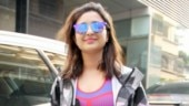Parineeti Chopra proves athleisure is the perfect day out look in sports bra and yoga pants. See pics