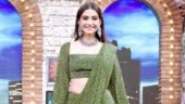 Festive style inspo? Sonam Kapoor has just the perfect saree for this season