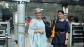 Dimple Kapadia with Twinkle Khanna