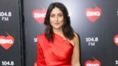 Kareena Kapoor turns femme fatale in one-shoulder red satin dress for shoot. See pics