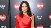 Kareena Kapoor turns femme fatale in one-shoulder red satin dress for shoot. See pics