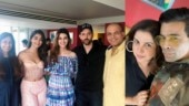 Farah's Sunday lunch was attended by many Bollywood celebs.