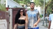 Krishna Shroff is all smiles as she steps out with boyfriend Eban Hyams. See pics