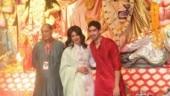 Durga Puja 2019: Priyanka Chopra joins Ayan Mukerji for celebrations. See pics