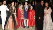 Shah Rukh Khan-Gauri to Virat Kohli-Anushka Sharma: B-Town lights up Amitabh Bachchan Diwali bash