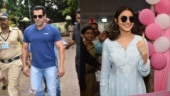 Salman Khan and Anushka Sharma vote in Mumbai. See pics