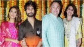 Ekta Kapoor's Diwali bash: Shahid-Mira to Rishi-Neetu, B-Town celebrates love and light