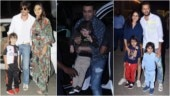 Inside Aaradhya Bachchan's birthday bash: Shah Rukh-Gauri with AbRam to Karan Johar with Yash-Roohi