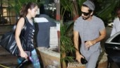 Mira Rajput and Shahid Kapoor kickstart Monday morning in style with a fitness session