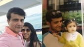 Sourav Ganguly wishes daughter Sana happy birthday on Instagram. All pics