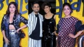 Bala success bash: Ayushmann Khurrana, Bhumi Pednekar and Yami Gautam party the night away