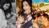 Bollywood celebrities with their kids