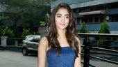 Pooja Hegde in mini dress and sneakers shows how to style the girl next door look. See pics
