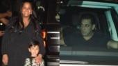 Salman Khan and family celebrate Helen's 81st birthday at Sohail Khan's home. See pics