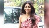 Shilpa Shetty on outing Photo: Yogen Shah