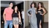 Varun Dhawan and Natasha Dalal party with Bhumi Pednekar on Jackky Bhagnani's 35th birthday bash