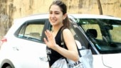 Sara Ali Khan in tank top and mini shorts flaunts her love for pilates. See pics