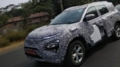 Tata Gravitas: Spy pics reveal commanding road presence of the seven-seater SUV